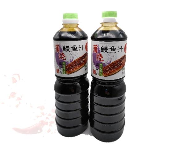 浦烧鳗鱼汁